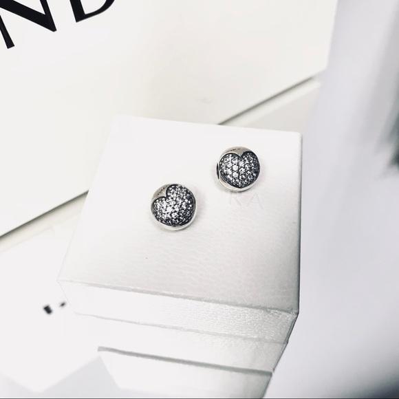 4fdcf5572 Pandora Jewelry   100 Authentic Love Of My Life Clip Set   Poshmark